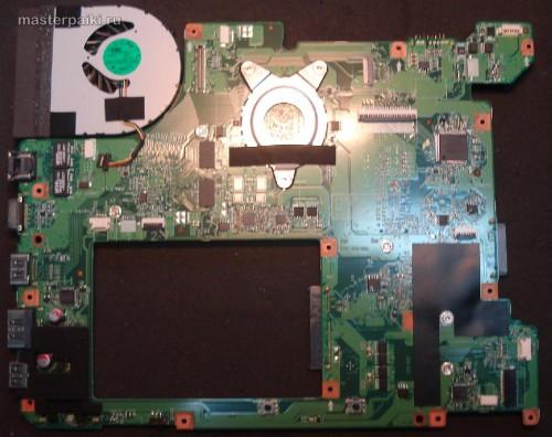 Снятая плата Lenovo Essential B560A
