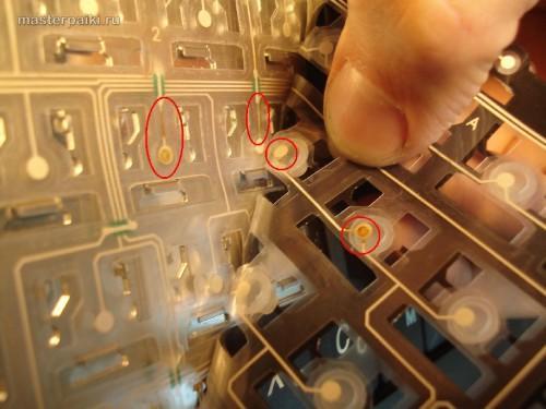 Куда попала жидкость Lenovo Essential B560A
