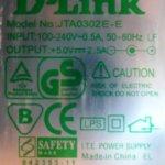 Горячая штучка D-Link или чиним БП JTA0303E-E