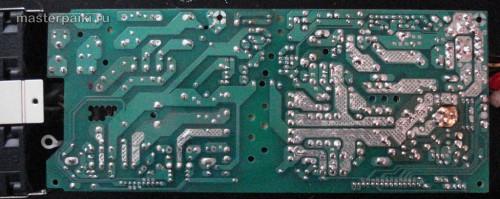 печатная плата блока питания SPX-6500P1Z сервера GS-SR125E
