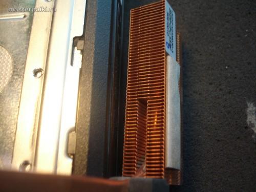 чистый радиатор Asus A9RP