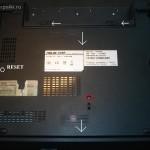 Как заменить жесткий диск на человеческом Asus A9RP?