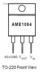 корпус стабилизатора AME1084