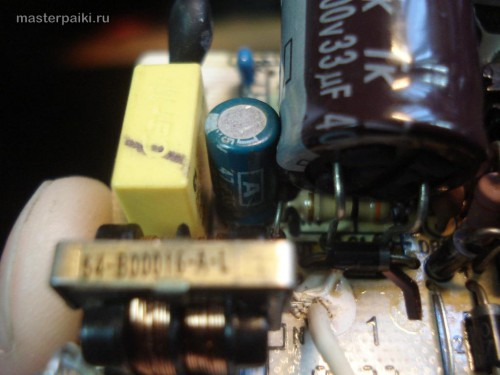конденсатор ШИМ D-Link JTA0303E-E