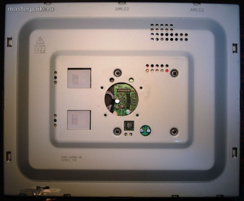 винты задней крышки монитора Samsung SyncMaster 960bf