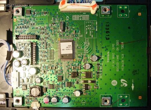 сигнальная плата монитора Samsung SyncMaster 960bf