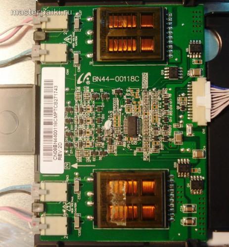трансформаторы подсветки монитора Samsung SyncMaster 960bf