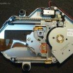 Как отремонтировать портативный DVD-плеер Velas VDS-852B своими руками. Часть 2.