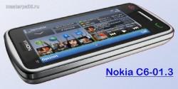 сотовый телефон Nokia C6-01.3