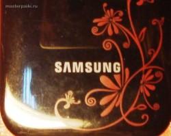 сотовый телефон Samsung LaFleur GT-E2530