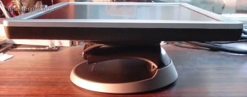 положение подставки монитора Samsung SyncMaster 961BF