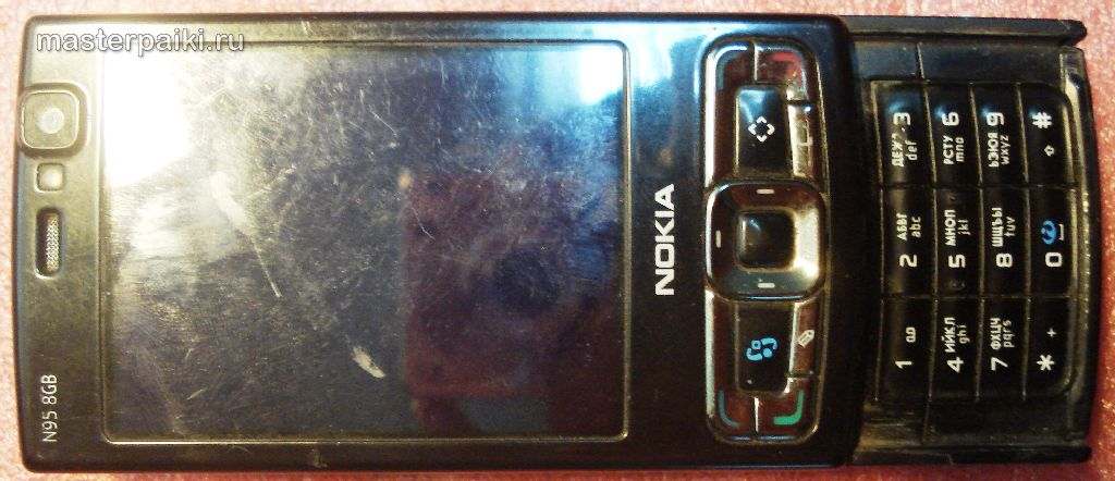 Nokia n95 8gb китайский инструкция