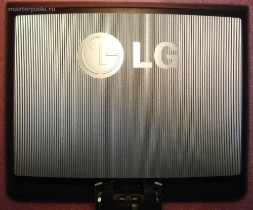 задняя крышка монитора LG L1530S