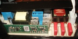 плата лампы поджига DLP проектора Acer DNX0811