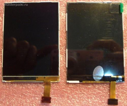 оригинальный и китайский дисплей смартфона Nokia N95 8Gb