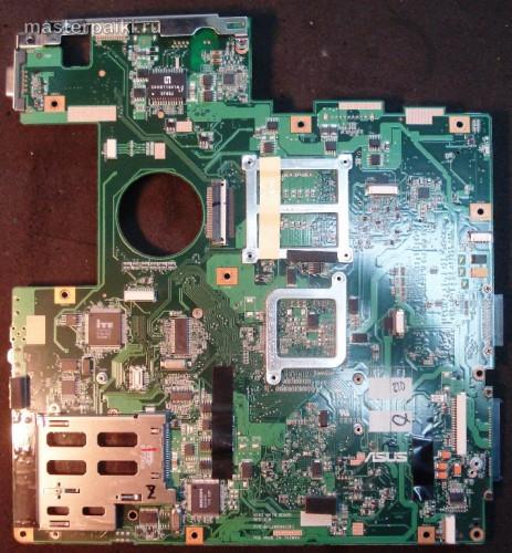 материнская плата ноутбука Asus X55S