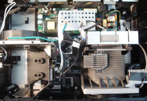 DLP проектор Acer DNX0811 после чистки