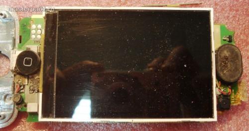 экран остался целым китайский iphone K599