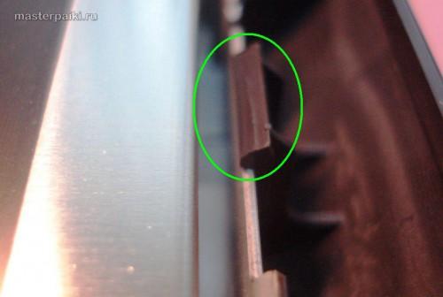 защелка монитора LG L1530S