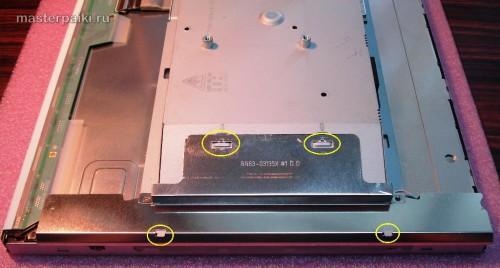 экран блока подсветки монитора Samsung SyncMaster 961BF