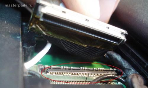шлейф дисплея ноутбука Acer Aspire 9410z