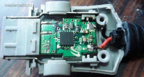 нарушение контакта зарядки телефона Samsung E700, A300, S500