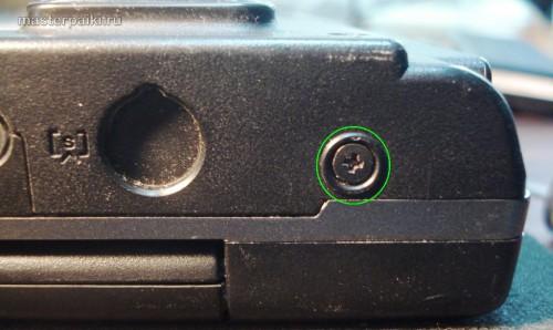 винт петли ноутбука Asus X51R