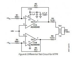 Микросхема AD45048 для D-link DSL-2500U