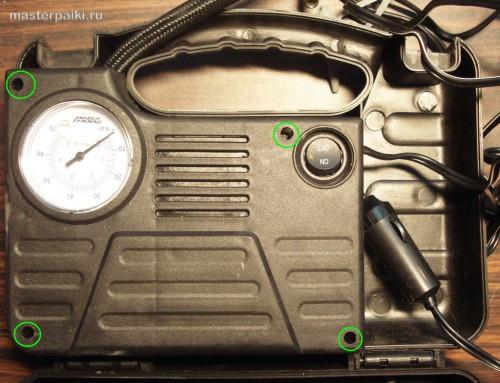 разборка китайского авто компрессора