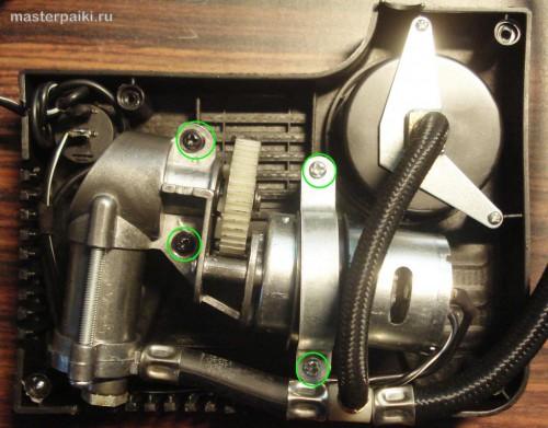как разобрать китайского авто компрессора