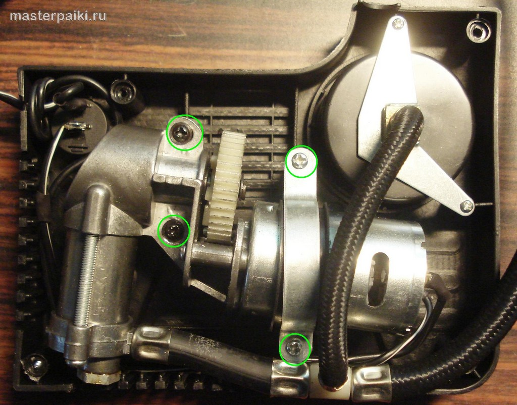 Схема компресора своими руками фото 471