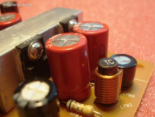 Разборка и ремонт ЖК монитора BenQ FP91G (Q9T4) Мастер Пайки