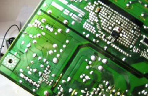 завершение ремонта монитора Samsung SyncMaster 940N