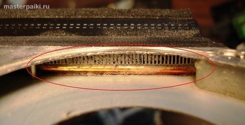 17-чистим от пыли Acer Aspire 5750G - как разобрать и почистить ноутбук Acer