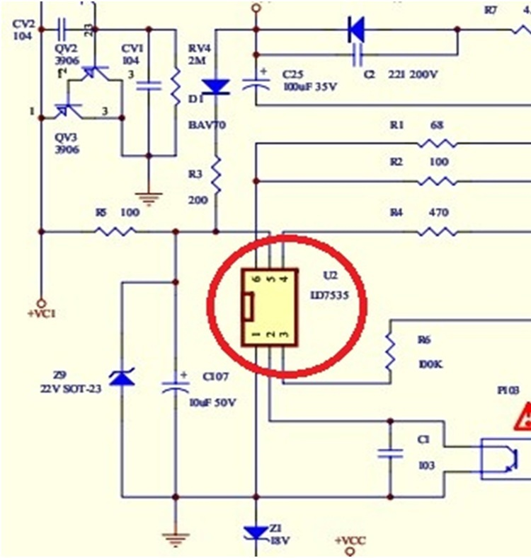 VESTEL VR54TS-2145 инструкция телевизора