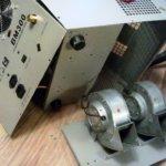 Разборка и ремонт генератора мыльных пузырей Involight BM300