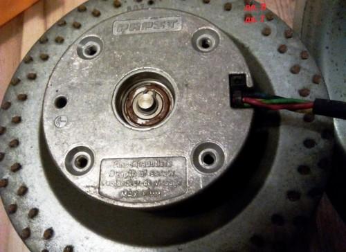 ремонт двигателя вентилятора генератора мыльных пузырей