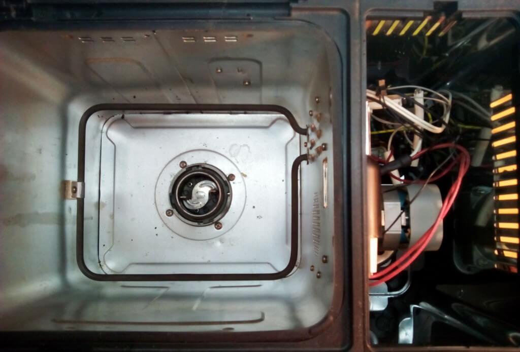 Ремонт хлебопечки Kenwood BM450, ремонт ведра и привода лопатки