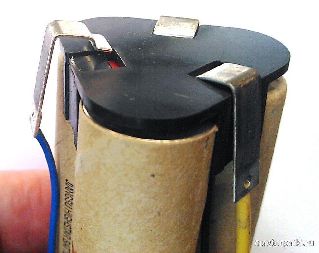 Ремонт аккумулятора samsung своими руками
