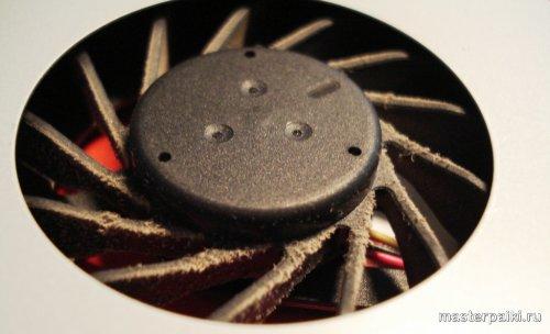пыль убивает вентиляторы систем охлаждения