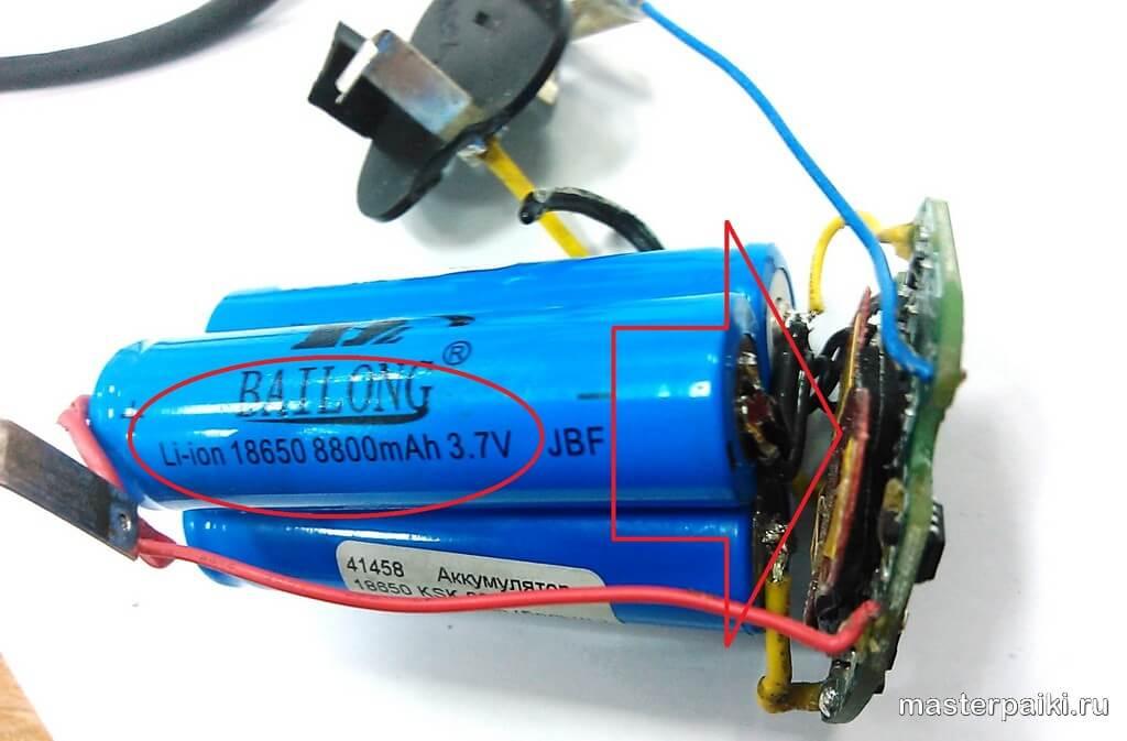Ремонт аккумулятора шуруповерта своими руками ...