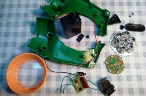 из чего состоит китайский фонарик и как починить, если сломался