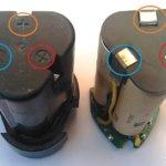 Ремонт аккумулятора шуруповерта с заменой элементов питания своими руками