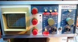 Ремонт осциллографа RFT EO 211