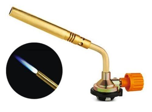 Горелка газовая ручная для пайки