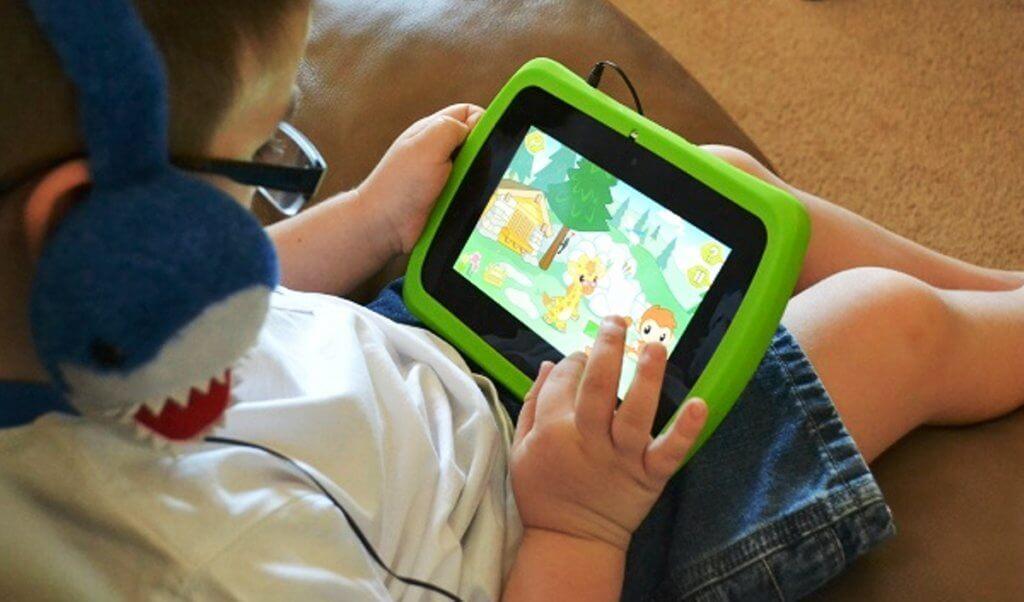 детский планшет leapfrog epic tablet попа в список самых лучших планшетов 2018 - 2019 года