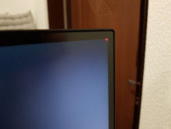 черный экран ноутбука