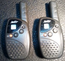 разборка и ремонт рации Jet mini