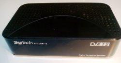 корпус ресивера SkyTech 97G DVB T2