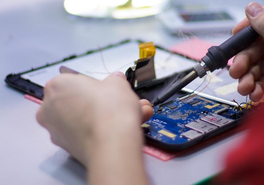 как смягчить косяки по ремонту электроники